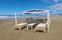 Augustus Hotel & Resort - swimming pool on the beach